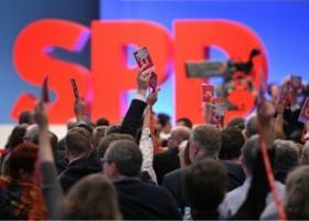 Γερμανία: Νέα ηγεσία αποκτά το SPD - Κρίσιμο για τον κυβερνητικό συνασπισμό το αποτέλεσμα της ψηφοφορίας  - Κεντρική Εικόνα