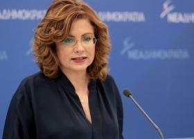 Σπυράκη: Η κυβέρνηση είναι συνώνυμη με την πολιτική ανωμαλία και τη συναλλαγή - Κεντρική Εικόνα