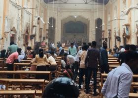Ξεπέρασαν τους 200 οι νεκροί στη Σρι Λάνκα - Απαγόρευση κυκλοφορίας - Κεντρική Εικόνα