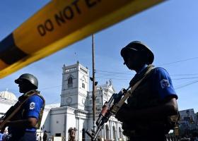 Το Ισλαμικό Κράτος ανέλαβε την ευθύνη επίθεσης στην ανατολική Σρι Λάνκα - Κεντρική Εικόνα