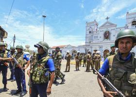 Σρι Λάνκα: Προειδοποίηση για επιθέσεις από ισλαμιστές  - Κεντρική Εικόνα