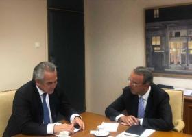 Η αναμόρφωση του φορολογικού συστήματος στη συνάντηση Σταϊκούρα-ΕΒΕΑ - Κεντρική Εικόνα