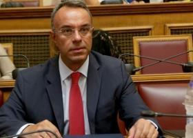 Σταϊκούρας: Βελτίωση της βιωσιμότητας του δημοσίου χρέους μέσω «swap» Δημοσίου και Εθνικής Τράπεζας - Κεντρική Εικόνα