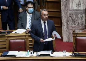Σταϊκούρας: Ο πιο δύσκολος προϋπολογισμός είναι του 2021 λόγω της πανδημίας - Κεντρική Εικόνα