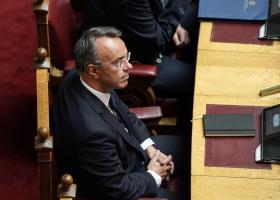Σταϊκούρας: Οι στόχοι του προϋπολογισμού του 2020 - Κεντρική Εικόνα