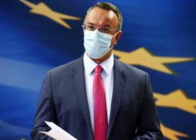 Σταϊκούρας: Στις 20/12 η πληρωμή του επιδόματος των 800 ευρώ - Κεντρική Εικόνα