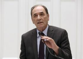 Σταθάκης: Ο λαός μας έδωσε τον ρόλο της ισχυρής αξιωματικής αντιπολίτευσης - Κεντρική Εικόνα