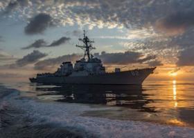 Πρόταση της Βρετανίας για μια ευρωπαϊκή αποστολή προστασίας της ναυσιπλοΐας στο Στενό του Χορμούζ - Κεντρική Εικόνα