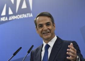 Μητσοτάκης: Ισχυρή ανάπτυξη, αυτοδύναμη Ελλάδα (LIVE) - Κεντρική Εικόνα