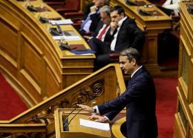 Μητσοτάκης: Ζούμε στιγμές πολιτικής συναλλαγής σε κοινή θέα (vid) - Κεντρική Εικόνα