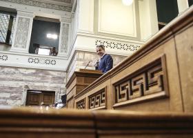 «Πρεμιέρα» προγραμματικών δηλώσεων, «καυτό» τριήμερο στην Βουλή - Κεντρική Εικόνα