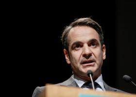 Μητσοτάκης: Κανένα περιθώριο για χαλαρή ψήφο στις ευρωεκλογές - Κεντρική Εικόνα
