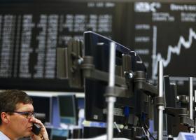 Απώλειες στις ευρωαγορές μετά τις προειδοποιήσεις του ΔΝΤ - Κεντρική Εικόνα