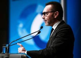 Στουρνάρας: Η ελληνική οικονομία θα λάβει μεγάλη ώθηση τα επόμενα χρόνια από το σχέδιο ανάκαμψης - Κεντρική Εικόνα