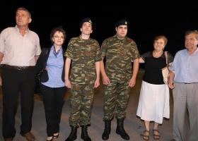Η Άγκυρα επέστρεψε τα κινητά στους δύο Έλληνες στρατιωτικούς - Κεντρική Εικόνα