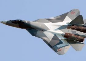 Ρωσία: Το «αόρατο» μαχητικό Su-57 «αποκαλύπτεται» στον Ερντογάν - Κεντρική Εικόνα