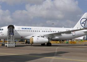 Η Brussels Airlines απορρίπτει τα ρωσικά επιβατικά αεροσκάφη superjet SSJ-100 - Κεντρική Εικόνα