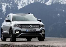Τ-Cross: Το «μικρό» SUV της Volkswagen - Κεντρική Εικόνα