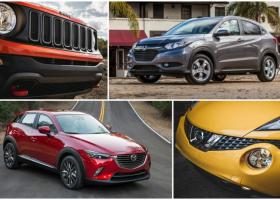 SUV και Crossovers μέχρι 20.000 ευρώ - Κεντρική Εικόνα