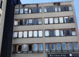 Στοκχόλμη: Ισχυρή έκρηξη, με πληροφορίες για τραυματίες - Κεντρική Εικόνα