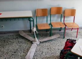 Μαθητές γυμνασίου προσήχθησαν στο αστυνομικό τμήμα έπειτα από καταγγελία για βανδαλισμούς σε σχολείο - Κεντρική Εικόνα
