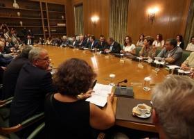 Ο προϋπολογισμός του 2019 στη συνεδρίαση του υπουργικού συμβουλίου - Κεντρική Εικόνα