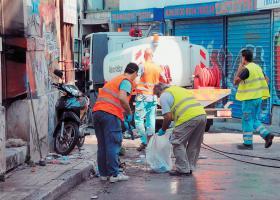 Ρύθμιση χρεών προς δήμους και επιπλέον προσλήψεις συμβασιούχων στους ΟΤΑ - Κεντρική Εικόνα