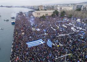 Οι διοργανωτές διαψεύδουν την Καθημερινή- Στο Σύνταγμα κανονικά το συλλαλητήριο - Κεντρική Εικόνα
