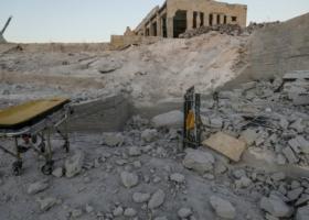 Βομβαρδισμοί έπληξαν τρία νοσοκομεία στη Συρία - Κεντρική Εικόνα