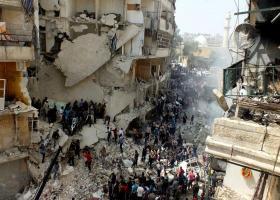 6000 άνθρωποι έχουν εγκαταλείψει περιοχές στη Βόρεια Συρία λόγω των επιθέσεων - Κεντρική Εικόνα