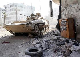 Μεταξύ τους εκεχειρία συμφώνησαν Κούρδοι και Τούρκοι στη Β. Συρία - Θα επικεντρωθούν στον ISIS - Κεντρική Εικόνα