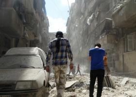 Συρία: Περισσότεροι από 100 νεκροί μέσα σε 48 ώρες - Κεντρική Εικόνα