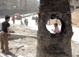 Τουλάχιστον 25 άμαχοι νεκροί από βομβαρδισμούς της Δαμασκού στην επαρχία Ιντλίμπ - Κεντρική Εικόνα