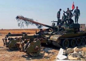 Συρία: Οι δυνάμεις του Άσαντ μπήκαν στη πόλη-κλειδί Χαν Σεϊχούν - Κεντρική Εικόνα