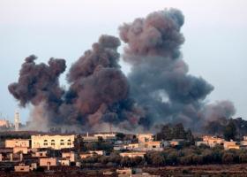 Συρία: Αεροπορικές επιδρομές κοντά σε τουρκική στρατιωτική θέση στα βορειοδυτικά - Κεντρική Εικόνα