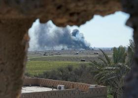 Συρία: Στους 31 ανέρχεται ο αριθμός των νεκρών από έκρηξη πυρομαχικών σε στρατιωτικό αεροδρόμιο  - Κεντρική Εικόνα