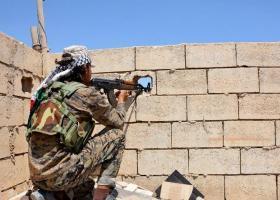 Σφοδρές μάχες του ΙΚ με τον συριακό στρατό - Τουλάχιστον 29 νεκροί - Κεντρική Εικόνα