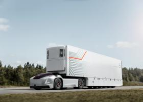 Volvo Trucks: Σύστημα  μεταφορών με αυτόνομα ηλεκτρικά οχήματα (photo+video) - Κεντρική Εικόνα