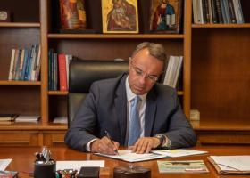 Χρ. Σταϊκούρας: Τα αναδρομικά που θα αποφασιστεί ότι δικαιούνται οι συνταξιούχοι θα επιστραφούν - Κεντρική Εικόνα