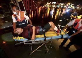 Έκρηξη αυτοσχέδιας βόμβας σε τρένο της Ταϊπέι με 25 τραυματίες  - Κεντρική Εικόνα