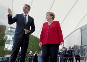 Βερολίνο για συνάντηση Μέρκελ-Μητσοτάκη: Στενότερη συνεργασία σε οικονομία, ενέργεια και κλίμα - Κεντρική Εικόνα