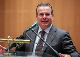 Συνάντηση ΕΣΕΕ με τον υφυπουργό Κοινωνικής Ασφάλισης - Κεντρική Εικόνα