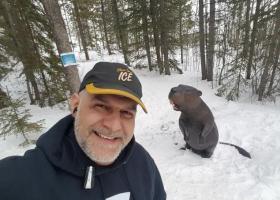 Έπιασε για έκτη χρονιά δουλειά στον Αρκτικό Κύκλο ο Καρδιτσιώτης μεταφορέας - Κεντρική Εικόνα