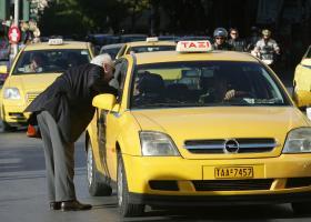Αυξάνονται οι επιβάτες σε ιδιωτικά οχήματα, ταξί και τουριστικά βαν - Κεντρική Εικόνα