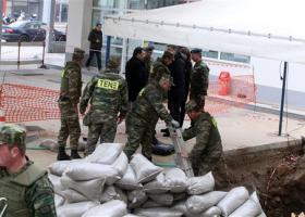 Αυτοί είναι οι αξιωματικοί που εξουδετέρωσαν τη βόμβα στο Κορδελιό - Κεντρική Εικόνα