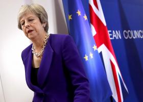 Brexit: Νέες συναντήσεις της Μέι με Μέρκελ και Τουσκ - Κεντρική Εικόνα