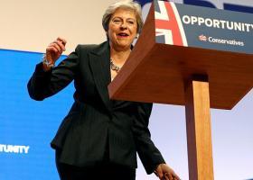 Brexit: Αύριο ανοίγει τα χαρτιά της η Τερέζα Μέι - Κεντρική Εικόνα