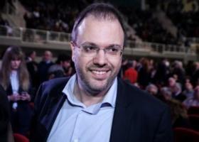 Θεοχαρόπουλος: Οι πολίτες απαιτούν μία προοδευτική συμμαχία για να ηττηθεί η Δεξιά - Κεντρική Εικόνα