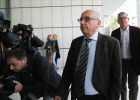 Δίκη Siemens: «Τα λεφτά που πήρε ο Τσουκάτος κατέληξαν στο ΠΑΣΟΚ», λέει ο Αυγερινός - Κεντρική Εικόνα