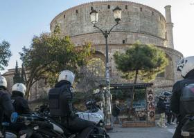 Μεγάλη αστυνομική επιχείρηση με 13 συλλήψεις στη Θεσσαλονίκη - Κεντρική Εικόνα